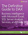 The Definitive Guide to DAX by Microsoft Press