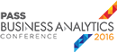 PASS Business Analytics Conference 2016