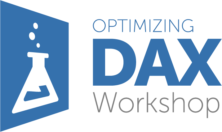 Optimizing DAX Workshop