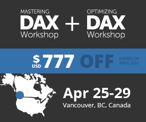 Learn DAX in Vancouver