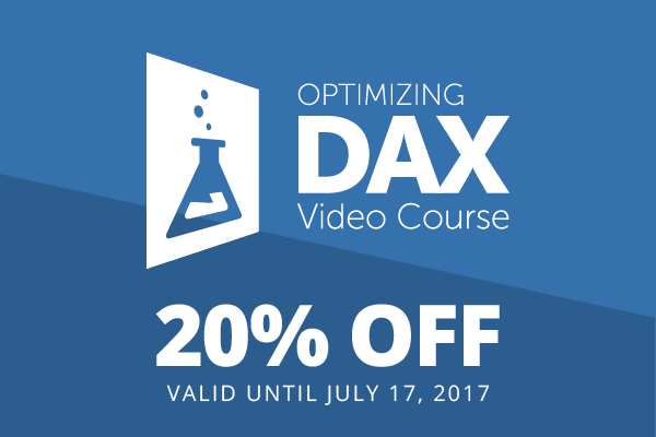 Optiminzing DAX - Launch Offer