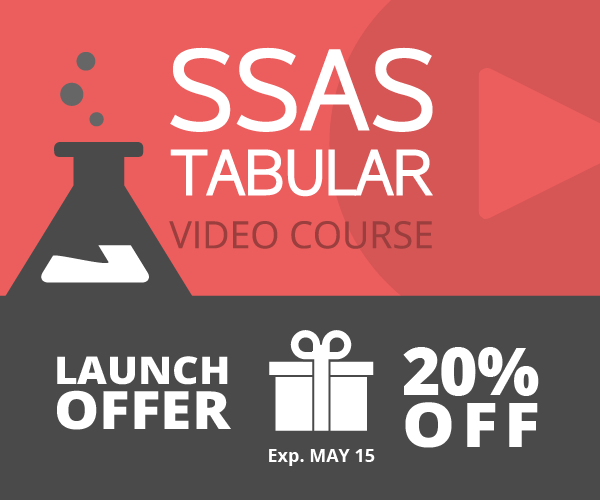 Mastering DAX Video Course - Black Friday offer