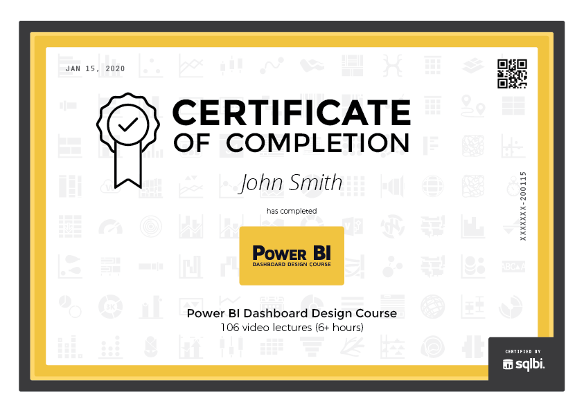 Power BI Dashboard Design Video Course - SQLBI