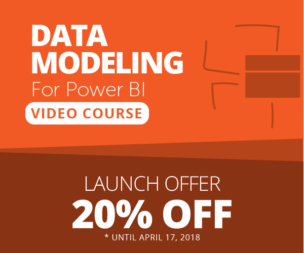 Data Modeling for Power BI Video Course - Launch Offer