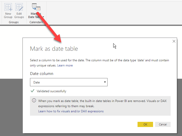 Creating a simple date table in DAX - SQLBI