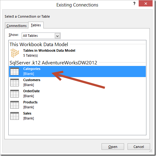 Linkback Tables in PowerPivot for Excel 2013 - SQLBI
