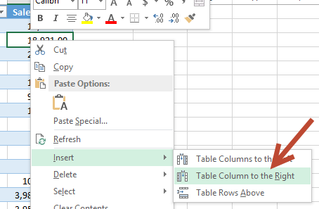 how to create a powerpivot table in excel 2013