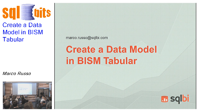 Create a Data Model in BISM Tabular