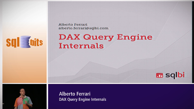 DAX Query Engine Internals