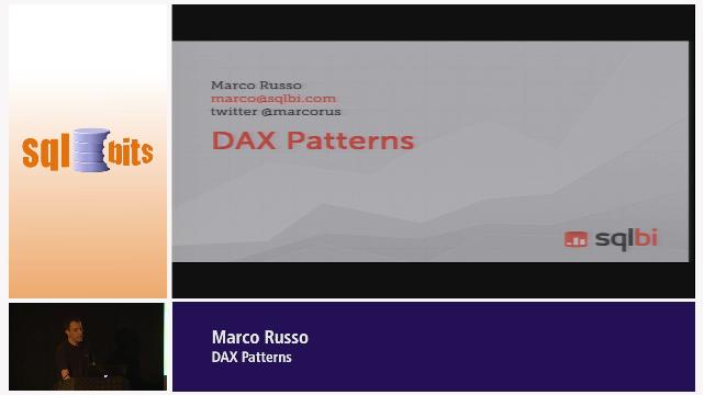 DAX Patterns
