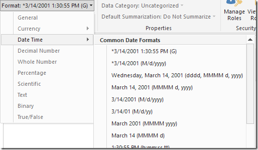 Format measures as dates in Power BI #dax #powerbi - SQLBI
