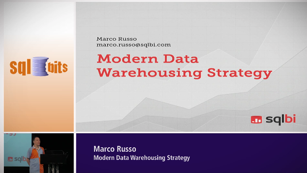 Modern Data Warehousing Strategy