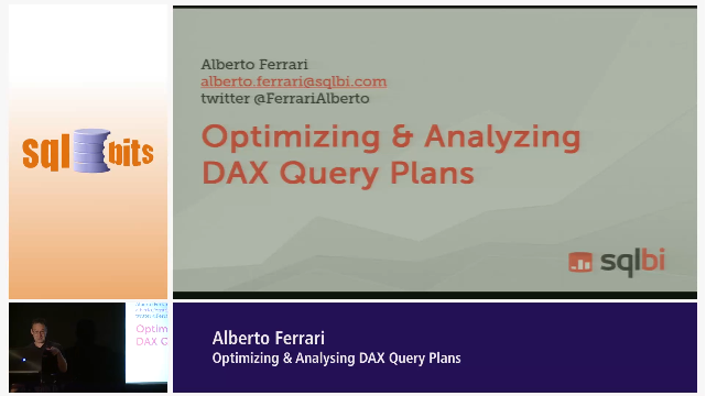 Optimizing & Analyzing DAX Query Plans